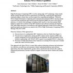 A Configurable Testbed for Evaluating Novel HPC Architectures to Enhance NOAA Mission Capabilities